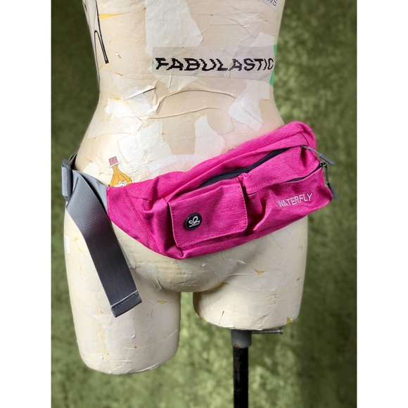 Waterfly Handbags - 🍌Waterfly pink fanny pack